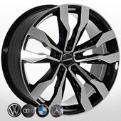 Автомобильный колесный диск R19 5*112 ZF-FE185 BMF - W8.5 Et28 D66.6