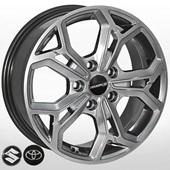 Автомобильный колесный диск R16 5*114,3 ZF-FE190 HB - W6.5 Et50 D60.1