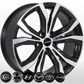 Автомобильный колесный диск R17 5*114,3 FE193 BMF - W7.0 Et35 D67.1