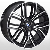 Автомобильный колесный диск R19 5*112 FE242 BMF (BMW) - W8.0 Et30 D66.6