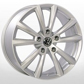 Автомобильный колесный диск R17 5*120 ZF-FR471 S (Volkswagen) - W7.5 Et50 D65.1