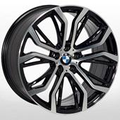 Автомобильный колесный диск R21 5*120 ZF-FR528 BKF (BMW) - W10.0 Et40 D74.1