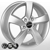 Автомобильный колесный диск R15 5*112 ZF-FR583 S (Skoda, VW) - W6.0 Et47 D57.1