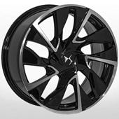 Автомобильный колесный диск R17 4*108 ZF-FR641 BMF (Citroen, Peugeot, DS) - W7.5 Et29 D65.1