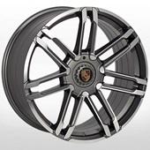 Автомобильный колесный диск R20 5*130 ZF-FR683 MGF (Porsche) - W9.5 Et50 D71.6