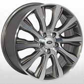 Автомобильный колесный диск R21 5*120 ZF-FR913 GMF (Land Rover) - W9.5 Et53 D72.6