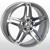 Автомобильный колесный диск R19 5*112 ZF-FR928 SF (Mercedes) - W8.5 Et59 D66.6
