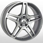 Автомобильный колесный диск R19 5*112 ZF-FR928 Sil (Mercedes) - W8.5 Et43 D66.6