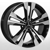 Автомобильный колесный диск R17 5*112 ZF-FR936 BMF (Mercedes) - W7.5 Et52 D66.6