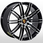 Автомобильный колесный диск R21 5*130 ZF-FR947 BMF (Porsche) - W10.0 Et50 D71.6