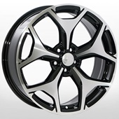 Автомобильный колесный диск R16 5*100 ZF-FR964 BMF (Subaru, MG) - W6.5 Et48 D56.1