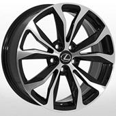 Автомобильный колесный диск R17 5*114,3 ZF-LX516 BMF (Lexus, Toyota) - W7.0 Et35 D60.1