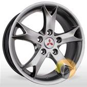 Автомобильный колесный диск R16 5*114,3 ZF-M083 HB - W6.5 Et46 D67.1