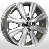 Автомобильный колесный диск R15 4*100 ZF-M226 S (Toyota) - W5.5 Et45 D54.1