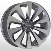 Автомобильный колесный диск R19 5*112 ZF-M248 MG (Audi, Mercedes) - W8.0 Et35 D66.6