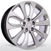 Автомобильный колесный диск R18 5*114,3 ZF-M758 S - W7.5 Et48 D67.1