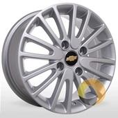 Автомобильный колесный диск R15 4*114,3 ZF-M761 S (Chevrolet) - W6.0 Et44 D56.6