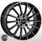 Автомобильный колесный диск R17 5*112 ZF-MB139 BMF (Mercedes) - W7.5 Et40 D66.6