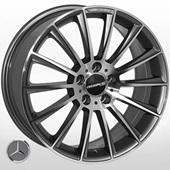 Автомобильный колесный диск R18 5*112 ZF-MB139 GMF (Mercedes) - W8.0 Et41 D66.6