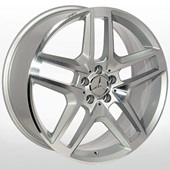 Автомобильный колесный диск R20 5*112 ZF-MB76 SF (Mercedes) - W8.5 Et56 D66.6
