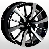 Автомобильный колесный диск R17 6*139,7 ZF-MI548 BMF (Mitsubishi) - W7.5 Et38 D67.1
