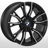 Автомобильный колесный диск R17 5*112 ZF-QC1197 BMFML (BMW) - W7.5 Et30 D66.6