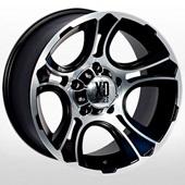 Автомобильный колесный диск R17 5*139,7 ZF-QC5109 Matt BMF - W9.0 Et-12 D110.1