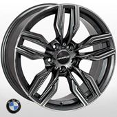 Автомобильный колесный диск R18 5*112 ZF-QC5150 GMF (BMW) - W8.5 Et25 D66.6