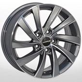 Автомобильный колесный диск R16 5*114,3 ZF-SK523 GMF (Kia, Hyundai) - W6.5 Et40 D67.1