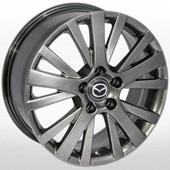 Автомобильный колесный диск R17 5*114,3 ZF-SSL016 HB (Mazda) - W7.0 Et52 D67.1