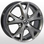 Автомобильный колесный диск R16 5*114,3 ZF-SSL026 HB (Mazda) - W6.5 Et52 D67.1