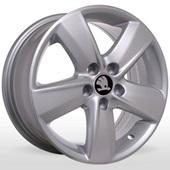 Автомобильный колесный диск R15 5*100 ZF-SSL445 S (Skoda, VW) - W6.0 Et38 D57.1