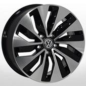 Автомобильный колесный диск R17 5*112 ZF-TL0180 BMF (Audi, Skoda, VW) - W7.0 Et43 D57.1