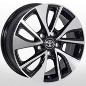 Автомобильный колесный диск R16 5*114,3 TY-0251 BMF (Toyota) - W6.5 Et47 D60.1