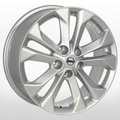 Автомобильный колесный диск R17 5*114,3 ZF-TL0264N S (Nissan) - W7.0 Et40 D66.1