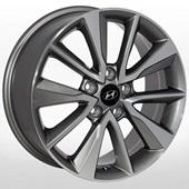 Автомобильный колесный диск R17 5*114,3 ZF-TL0283NW GMF - W7.0 Et52 D67.1