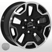 Автомобильный колесный диск R17 5*127 ZF-TL0286 BMF (Jeep) - W7.5 Et45 D71.6