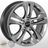 Автомобильный колесный диск R16 5*105 ZF-TL0325 HB (Chevrolet, Opel) - W6.5 Et39 D56.6