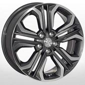 Автомобильный колесный диск R18 5*114,3 ZF-TL0418NW GMF - W7.0 Et51 D67.1