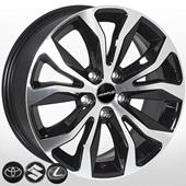Автомобильный колесный диск R17 5*114,3 TY-0465 BMF - W7.0 Et49 D60.1