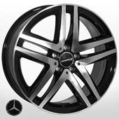 Автомобильный колесный диск R19 5*112 ZF-TL0475 BMF (Mercedes) - W8.0 Et52 D66.6