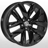 Автомобильный колесный диск R20 5*112 VW-0555 BLACK (Volkswagen) - W8.0 Et34 D57.1
