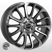 Автомобильный колесный диск R20 5*120 ZF-TL1326 GMF (Land Rover) - W9.5 Et50 D72.6