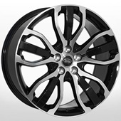 Автомобильный колесный диск R21 5*120 ZF-TL1333 BMF (Land Rover) - W9.5 Et45 D72.6