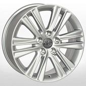 Автомобильный колесный диск R17 5*114,3 ZF-TL1352NW S (Toyota, Lexus) - W7.0 Et40 D60.1