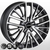 Автомобильный колесный диск R17 5*112 VW-1356 BMF (VW, Skoda, Seat, Audi) - W7.5 Et50 D57.1