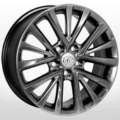 Автомобильный колесный диск R17 5*114,3 ZF-TL1361NW HB (Toyota, Lexus) - W7.0 Et45 D60.1