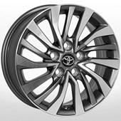 Автомобильный колесный диск R16 5*114,3 ZF-TL1406NW GMF - W6.5 Et45 D60.1