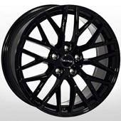 Автомобильный колесный диск R18 5*112 ZF-TL1420NW BLACK - W8.0 Et38 D66.6