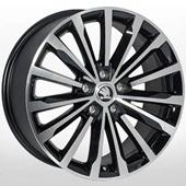 Автомобильный колесный диск R18 5*112 SK-1526 BMF (Skoda) - W8.0 Et44 D57.1